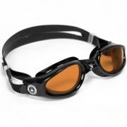 Очила за плуване Aqua Sphere Kaiman Orange Lens